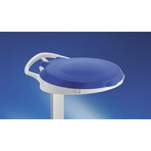 Plastic Round Lid for Smile Blue 348033