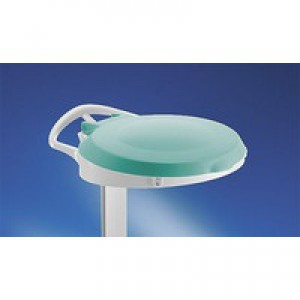 Plastic Round Lid for Smile Green 348035