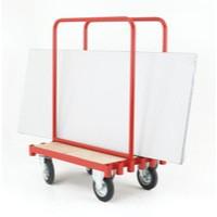Sheet Carrying Truck 950x580x1130mm Red 326068