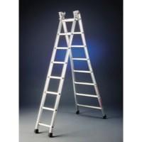 Transformable Aluminium Ladder 2442/007 328807