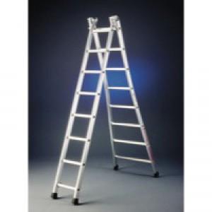 Transformable Aluminium Ladder 2442/012 328811