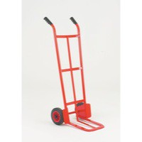 Builders Hand Truck Red 329059