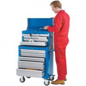 Tool Chest 8 Drawer Blue 329349