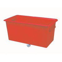 Container Truck 1219x610x610mm Red 329958