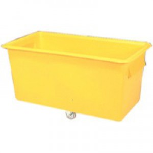 Container Truck 1219x610x610mm Yellow 329959