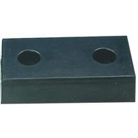 Heavy Duty Dock Bumper Rectangular 2 Holes 330105