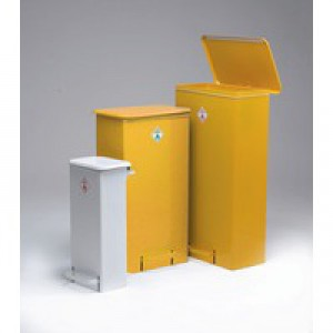 Fire Retardant Sack Holder 64 Litre Freestanding FR5003 330278