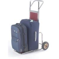 Luggage Trolley Foam Filled Wheel 331813