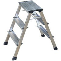 Folding Step 3-Tread 2.4Kg 349027
