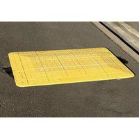Safe Kerb Ramp Yellow 355831