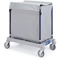 Linen Trolley 916 Grey 357392