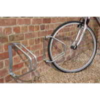 Adjustable Wall Mounted Cycle Rack Pack of 3 357797