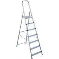 Aluminium Step Ladder 8 Step 358742