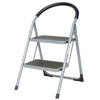 Step Ladder 2-Tread Grey/Blue 359293