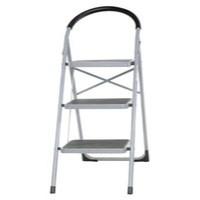 Step Ladder 3 Tread Grey 359294
