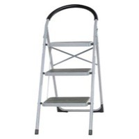 Step Ladder 3-Tread Grey/Blue 359294