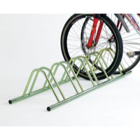 Cycle Rack for 5 Cycles Zinc 360011