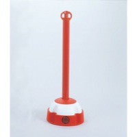 Post Head 4 Hooks Parking Marker Red 360239