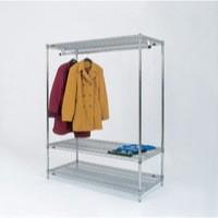Image for Garment Hanging 1219X610mm Static Rail