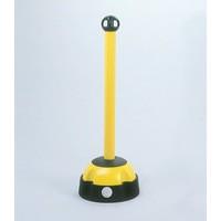 Post Head 4 Hooks Yellow 370447