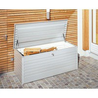 Leisuretime Box 130 Metallic Silver 370782
