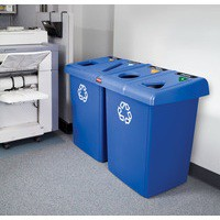 Glutton Recycling Station Blue 371475
