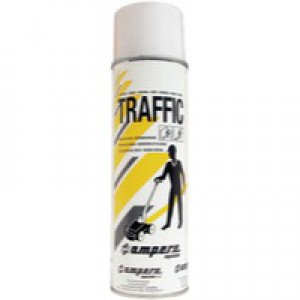 Traffic Paint White Pack of 12 373879