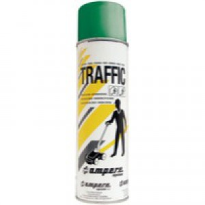 Traffic Paint Green Pk 12 373883