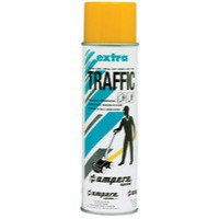 Traffic Paint Extra Yellow Pack of 12 373887