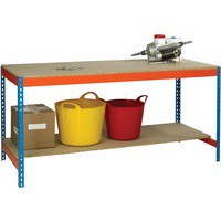 Workbench Blue/Orange 378932
