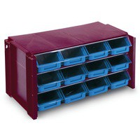 Image for Classifiers Stackable Clear Drawer Unit 382599