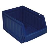 Image for Foldable Parts Bin/Drawer Blue 382600