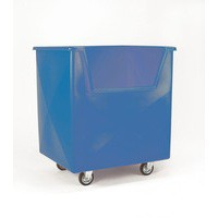 Order Picking Trolley Blue 383267