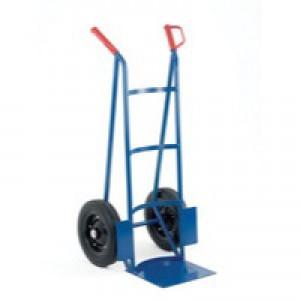 Rough Terrain Hand Truck Blue/Orange 383373
