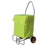 Folding Mail Trolley 383472