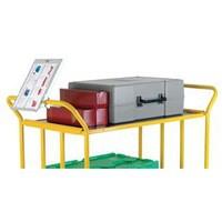 Top Shelf For Platform Truck Yellow/Brown 371757