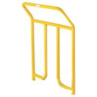 Single End For Platform Truck Yellow 371758