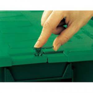 Security Seal Pack of 1000 Green 374924