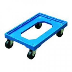 Plastic Dolly Blue 369320