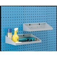 Tool Shelf 450x170mm Grey 306993
