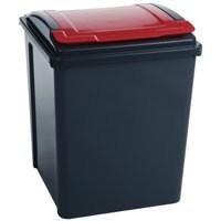 VFM Recycling Bin Red 384289