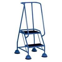 VFM 2-Tread Step Light Blue 385130