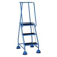 VFM 3-Tread Step Light Blue 385134