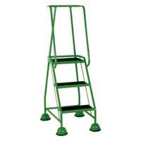 VFM 3-Tread Step Green 385136