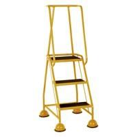 VFM 3-Tread Step Yellow 385137