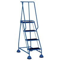 VFM 4-Tread Step Light Blue 385138