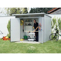 Image for Metallic Garden Shed Floor Panels