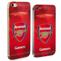 Image for Arsenal FC iPhone 5S Pack Red