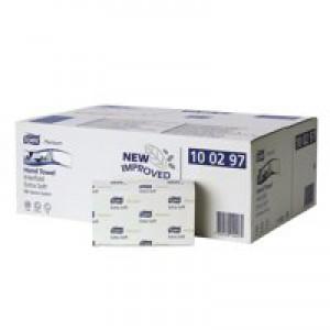 Tork Xpress Extra Soft Hand Towel 100 Sheets Pk 21 100297
