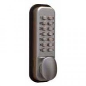 Digital Door Lock Zinc Alloy with Fail Safe and 4000 Possible Combinations